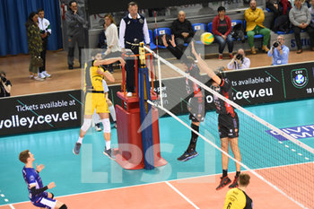 10/04/2019 - Renee Teppan  - CUCINE LUBE CIVITANOVA (ITA) VS PGE SKRA BELCHATOW (POL) - CHAMPIONS LEAGUE MEN - VOLLEY
