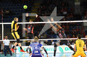 10/04/2019 -  - CUCINE LUBE CIVITANOVA (ITA) VS PGE SKRA BELCHATOW (POL) - CHAMPIONS LEAGUE MEN - VOLLEY