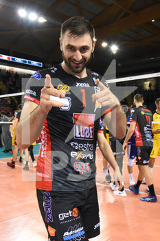 10/04/2019 - Sokolov Tsvetan - CUCINE LUBE CIVITANOVA (ITA) VS PGE SKRA BELCHATOW (POL) - CHAMPIONS LEAGUE MEN - VOLLEY