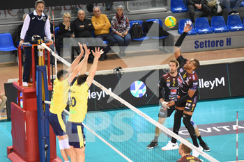 VOLLEY - CHAMPIONS LEAGUE MEN - CUCINE LUBE CIVITANOVA VS VERO VOLLEY MONZA