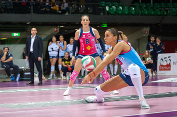 15/01/2019 - Elitsa Vasileva - IL BISONTE FIRENZE - SAVINO DEL BENE SCANDICCI 1-3 - COPPA ITALIA FEMMINILE - VOLLEY