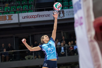 15/01/2019 - Popovic - IL BISONTE FIRENZE - SAVINO DEL BENE SCANDICCI 1-3 - COPPA ITALIA FEMMINILE - VOLLEY