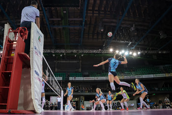 VOLLEY - COPPA ITALIA FEMMINILE - Il Bisonte Firenze - Savino Del Bene Scandicci 1-3