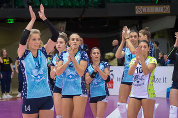 15/01/2019 -  - IL BISONTE FIRENZE - SAVINO DEL BENE SCANDICCI 1-3 - COPPA ITALIA FEMMINILE - VOLLEY