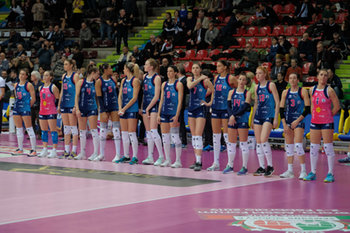 02/02/2019 - Savino del Bene Scandicci. - SEMIFINALE 2: SAVINO DEL BENE SCANDICCI VS IMOCO VOLLEY CONEGLIANO - COPPA ITALIA FEMMINILE - VOLLEY