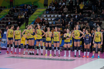 02/02/2019 - Imoco Volley Conegliano. - SEMIFINALE 2: SAVINO DEL BENE SCANDICCI VS IMOCO VOLLEY CONEGLIANO - COPPA ITALIA FEMMINILE - VOLLEY