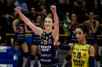 03/02/2019 - Kimberly Hill - FINALE - IMOCO CONEGLIANO VS IGOR NOVARA - COPPA ITALIA FEMMINILE - VOLLEY